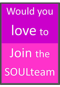 Would you love to join the SOUL team?